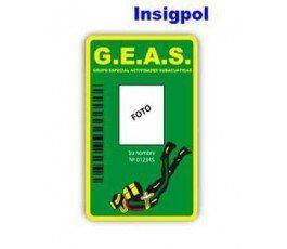 GEAS ID CARD