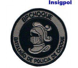 parche-batallon-choque-bope