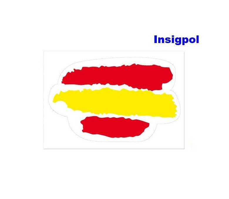 painted-spanish-flag-sticker