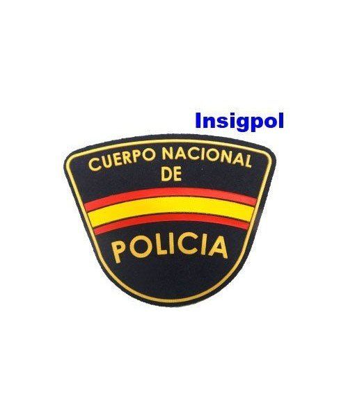 spanish-national-police-arm-patch