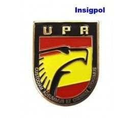 UPR UNIFY SPANISH NATIONAL POLICE BADGE