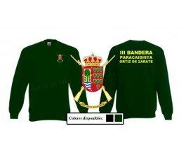 3RD AIR-TRANSPORTABLE FLAG ORTIZ DE ZARATE SWEATSHIRT