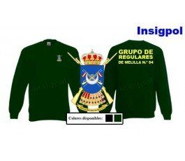 54TH REGULARES LIGHT INFANTRY GROUP SWEARSHIRT