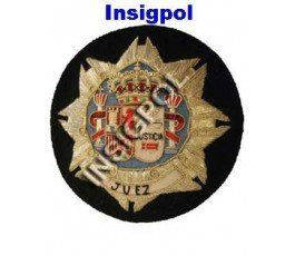 Spanish Judge patch