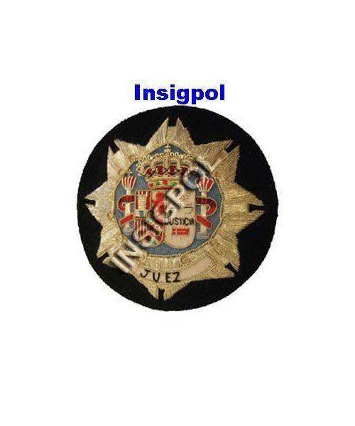 Spanish Judge patch