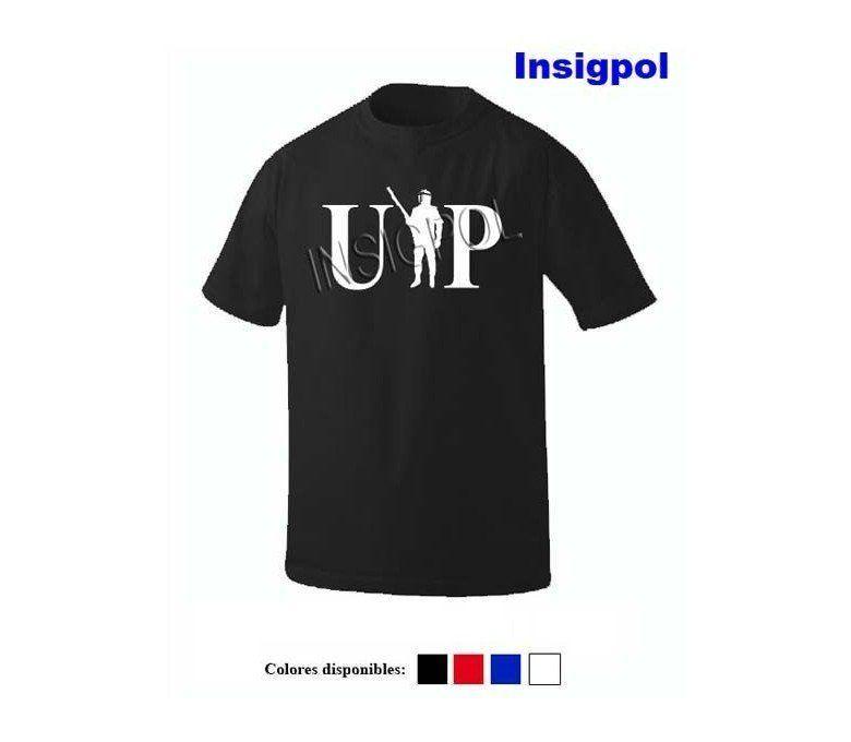 camiseta-policia-nacional-uip-silueta