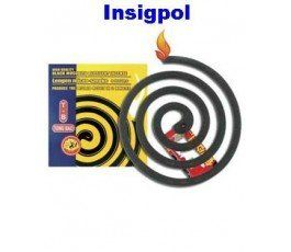 BLACK MOSQUITO REPELLENT INCENSE (PACK 5 UNITS)