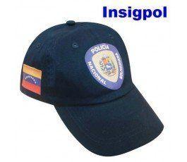 GORRA POLICÍA NACIONAL BOLIVARIANA