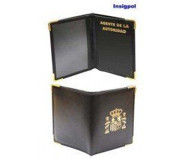 CNI OFFICIAL BADGE WALLET CASE BOOK STYLE