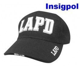 Embroidery LAPD cap
