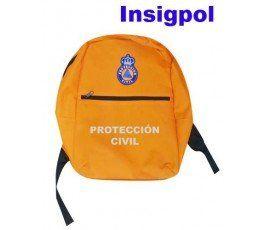MOCHILA PROTECCIÓN CIVIL