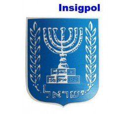 PARCHE-ESCUDO-ARMAS-ISRAEL-PVC