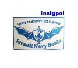 PARCHE-NAVY-SEAL- ISRAELi-PVC