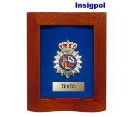 metopa-marco-policía-nacional-personalizada