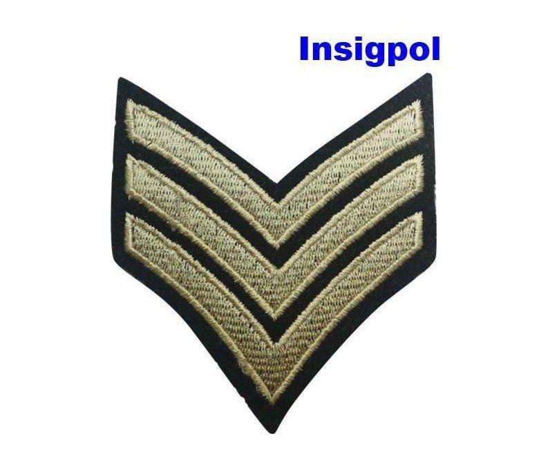 PARCHE-RANGO-SARGENTO-UK-ARMY