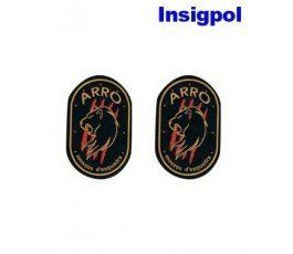 arro-general-police-resin-sticker-1,5-x-1,7-cm