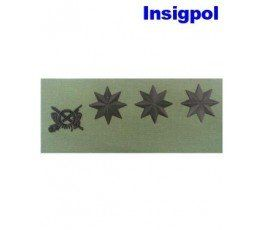 SPANISH INFANTRY COLONEL CHEST RANK PATCH