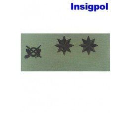 SPANISH INFANTRY LIEUTENANT COLONEL CHEST RANK PATCH