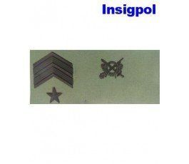 SPANISH INFANTRY NON COMMISSIONED CHEST RANK PATCH