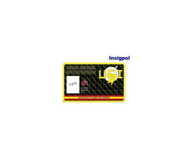 CIVIL GUARD UEI ID CARD