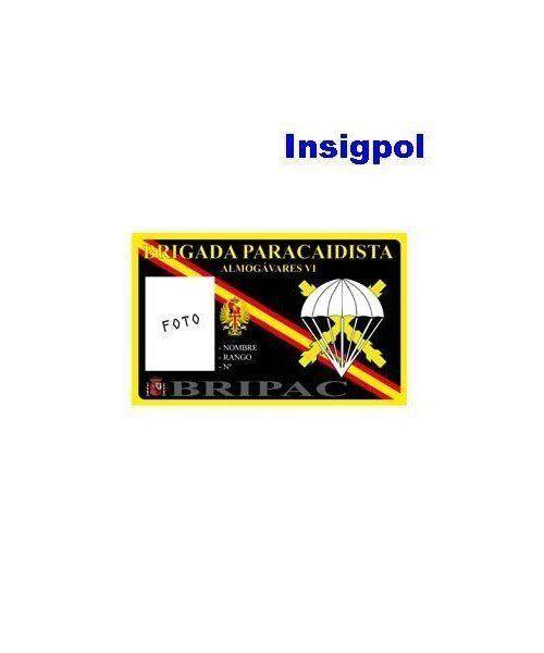 BRIPAC ID CARD