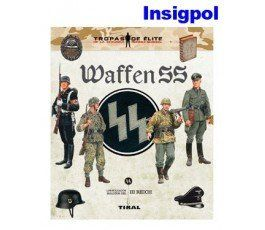 waffen-ss-elite-troops-book