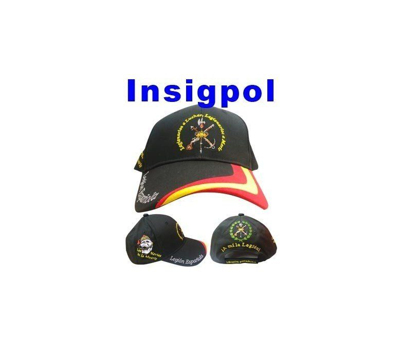 SPANISH-LEGIONARY-CAP
