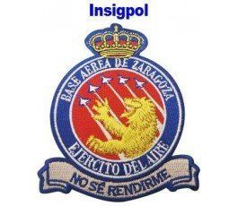 AIR ARMY ZARAGOZA PATCH