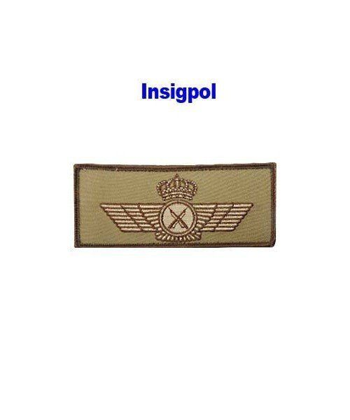 SECURITY AND DEFENSE AIR ARMY CHEST PATCH