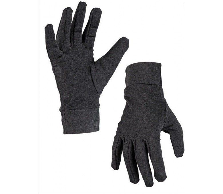 BLACK NYLON SEARCHING MILTEC GLOVES