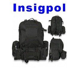 BARBARIC TACTICAL BACKPACK 50 LT