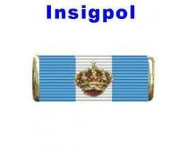 GREAT CROSS OF THE REAL AND DISTINGUISHED SPANISH ORDER RIBBON