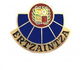 ertzaina-police-badge
