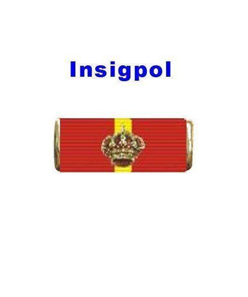 GREAT CROSS OF NAVAL MERIT DISTINCTIVE RED RIBBON