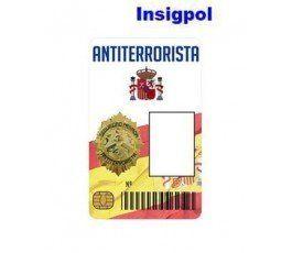 ANTITERRORIST ID CARD