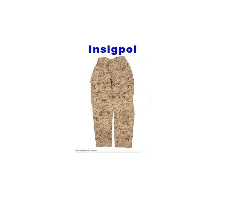 USED USMC MARPAT MARINE PANTS