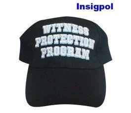 WITNESS PROTECTION PROGRAM CAP