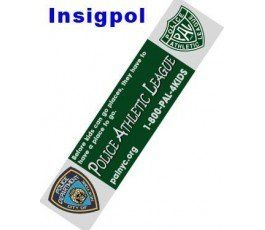 police-athletic-league-nypd-car-sticker