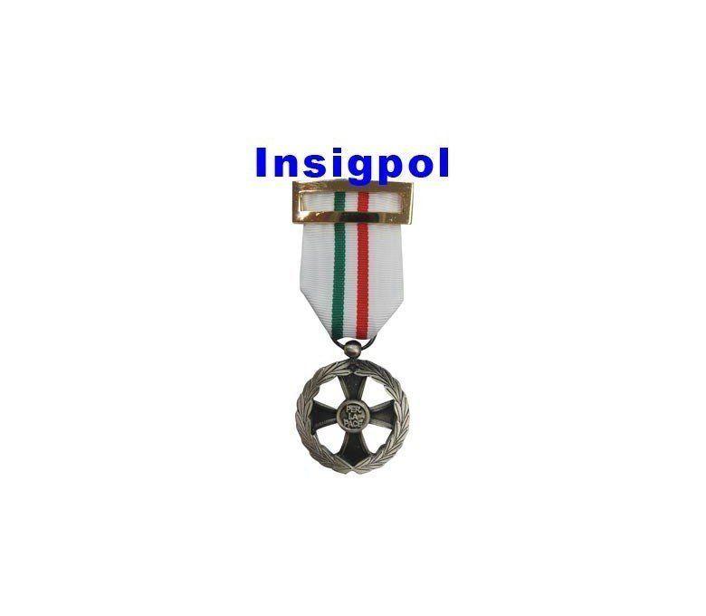 MAINTENANCE OF ITALIAN PEACE ITALIAN CROSS MEDAL