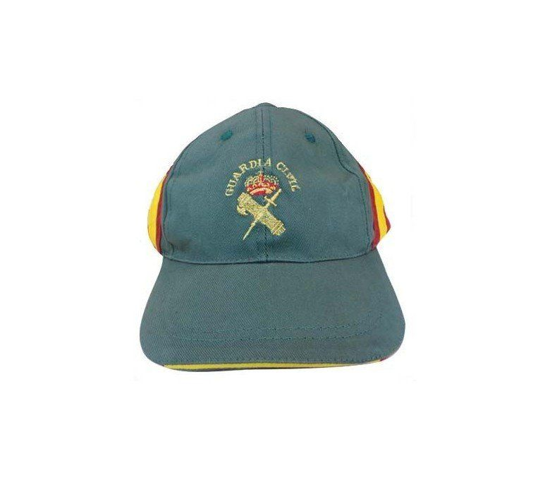 CIVIL GUARD SPANISH FLAG CAP
