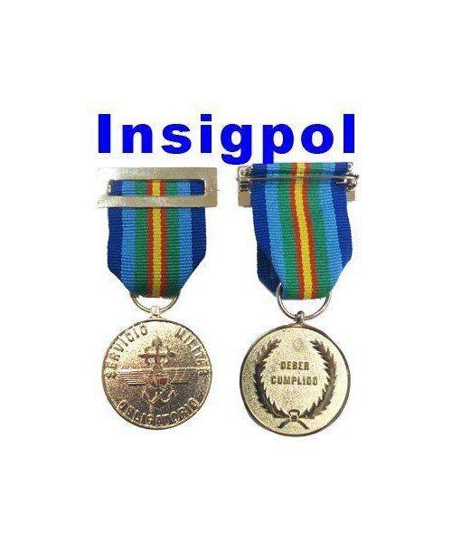 Medalla Servicio Militar Obligatorio