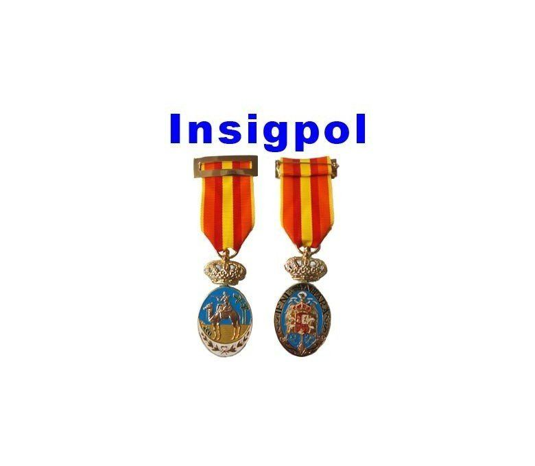 SIDI - IFNI MEDAL