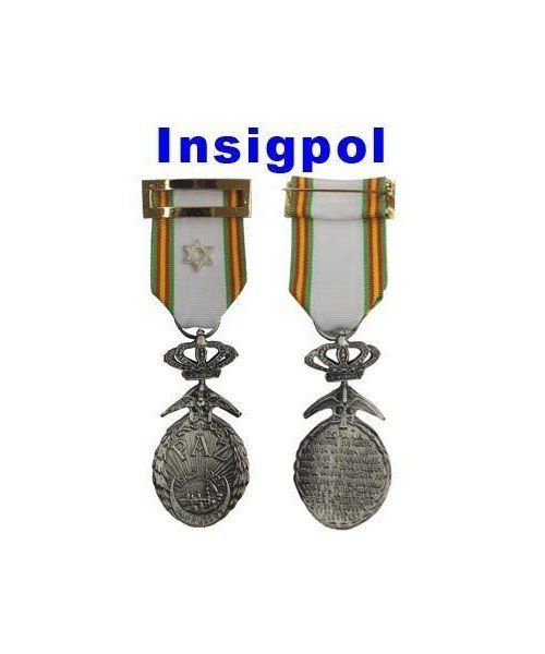 MOROCCO PEACE MEDAL