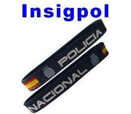 Pulsera Policia Nacional