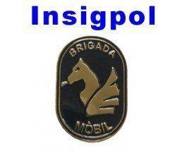 CATALONIA POLICE BRIMO PIN