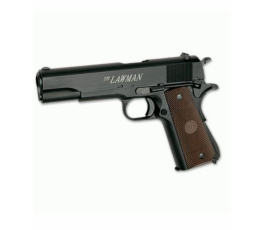 PISTOLA STI LAWMAN 6 mm. BB (CO2) CON RETROCESO