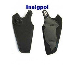 "2,5"", 3"", 4"" HIGH QUALITY REVOLVER NYLON HOLSTER"
