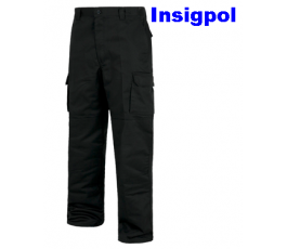 TACTICAL BLACK TROUSERS