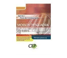 test-per-a-mossos-d-esquadra-book
