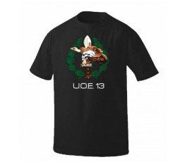 UOE 13 (COE) T-SHIRT black